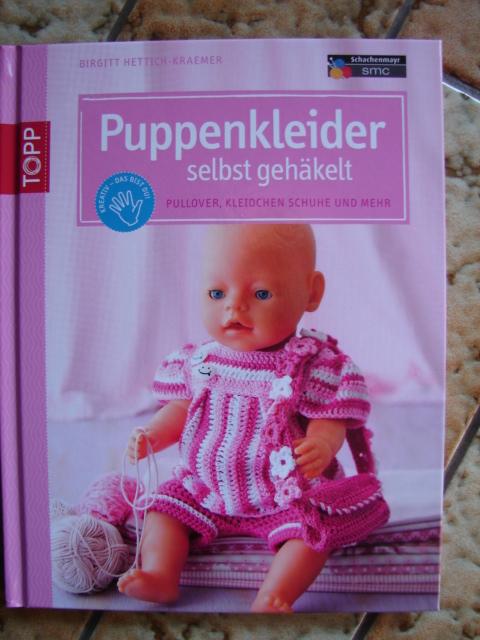 Wwwhaukes Stuebchende Topp 6904 Puppenkleider Selbst Gehäkelt